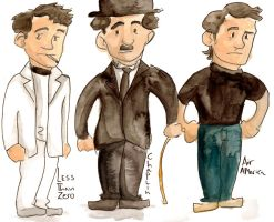 some rdj roles by artourdarvill