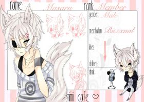 {KC} New Masaru by xXNeonHowlXx
