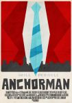 Anchorman Poster by W0op-W0op