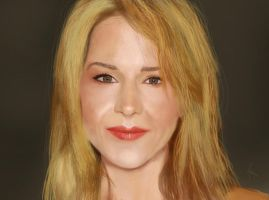 Julie Benz by Aewin