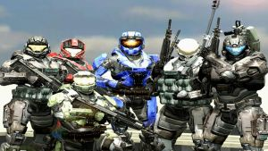 Spartan Group Alpha 347 by LordHayabusa357
