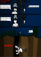 jeff and slendy adventures - chapter 1 by kartron