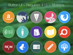 Button UI ~ Request #15 by BlackVariant