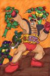 You've Never Tangled With A Turtle Before, Pal! by Dreven