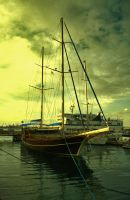 deep waters for the ship by algidusa