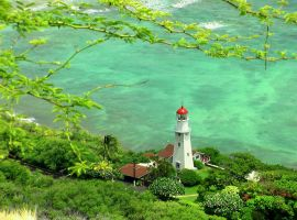 Diamond Head Lighthouse II by dale427