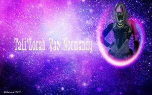 Talizorah Vas Normandy by Belanna42