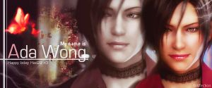 RE Damnation Ada Banner(For Had22) by BlacknessAffection