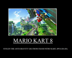 MK8 Demotivational by thekirbykrisis