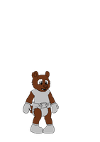 Baby Bear Base (Plus Baby Clothes) by Wolf-Prince-Leon