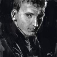 Christopher Eccleston by n0wM3