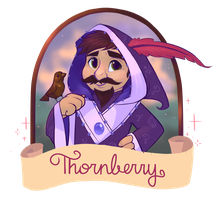 Thornberry the Gnome! by Hollulu