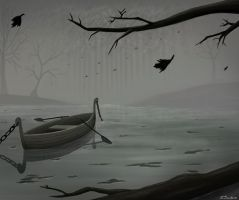Swamp by S-Saunders