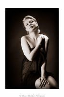 Victoria Portrait by BrianMPhotography