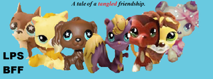 LPS BFF Animated Poster by MiddyLPS