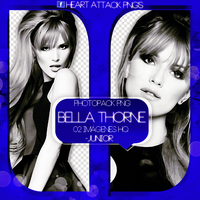 +PNG-Bella Thorne by Heart-Attack-Png