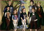 LOTR/Hobbit next gen. by art-is-my-bream