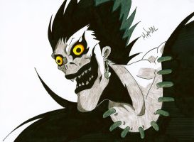 Ryuk by MikeES