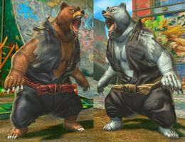 SFxT Mod - Kuma in Gi by Segadordelinks