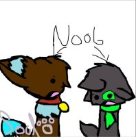 ++The two Noobs++ by Lil-ShinyMagic
