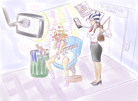 Administrating Punishment-ABDL by RFSwitched