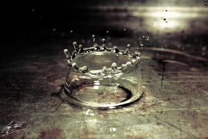 The Kings Fleeting Crown - 3 by SevenPhotoDFW