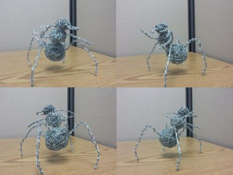 Spider....Ant....THING!! O_O by Zhan-Reh-Niko