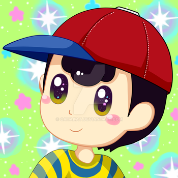 Ness icon by Catakat