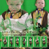 Little Pirate - Pack Two by Georgina-Gibson
