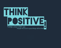 Positive Thinking by Cloud4ever