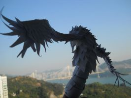 Paper sculptor Pic 4 by kusakaice