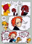 Hairline - Bleach Comic by KeyshaKitty
