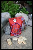 Bag of Runes by TheWiccanWay