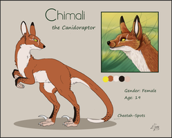 Chimali Reference Sheet by Ebony0201