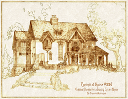 Portrait of House 334 by Built4ever