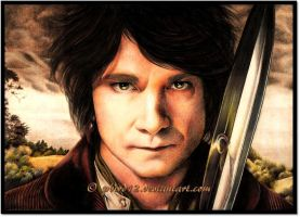Bilbo Baggins by pbird12