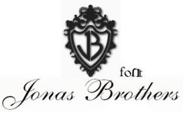Jonas Brothers Font by JonasxMania