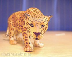 Photo - Jaguar Toy 01 by phantompanther