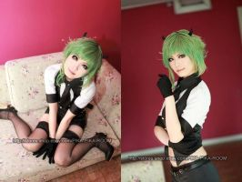 GUMI Poker Face2 by PIKAPIKAROOM