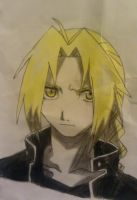 Edward Elric by Nekonru