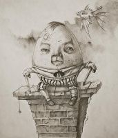 Humpty.. by tong66