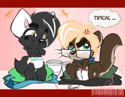 [COMMISSION] - Special Tea by LilChu