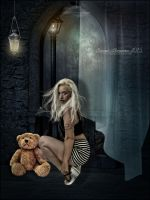I Just Wanna Be Your Teddy Bear by SuzieKatz