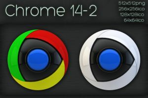 google chrome 14-2 by xylomon