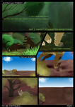 TWG Comic p.1 - The Great Fall by glitch-ish