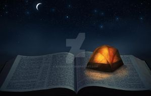 Find Rest in His Word by kevron2001