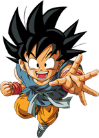 Vectorscan 021 - Gokuh 021 by VICDBZ