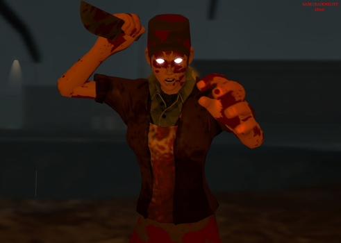 Psychopath femscout Biography (complete) by Samuraiknight-1600