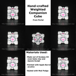 Hand-crafted Companion Cube SOLD by AleximusPrime