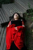 Arwen costume: dying by Norloth